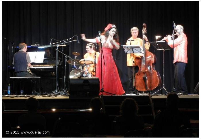 Gülay Princess & The Ensemble Aras at The Cummins Theatre in Merredin