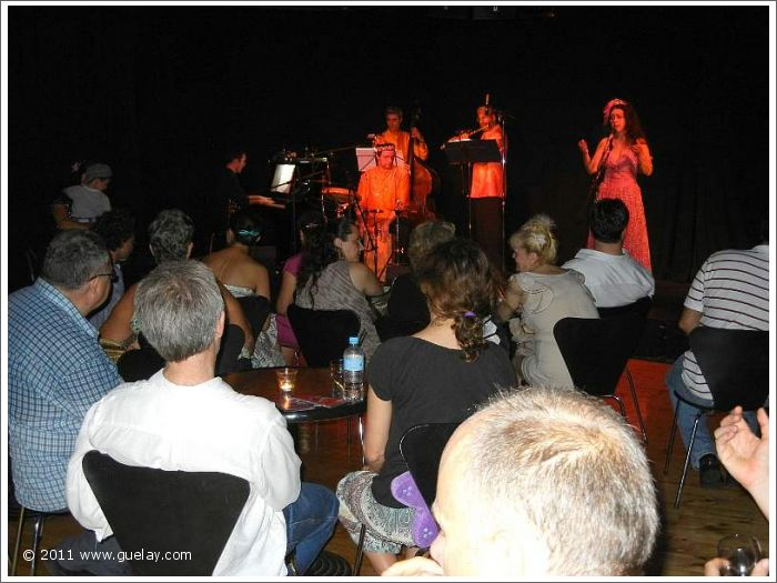 Gülay & The Ensemble Aras, Kulcha - Multicultural Arts of Western Australia in Fremantle