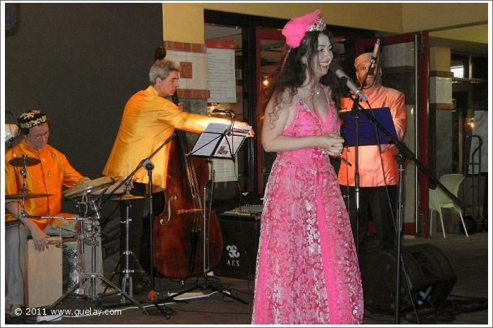 Gülay Princess & The Ensemble Aras at Alaturka Cuisine in Subiaco, Perth