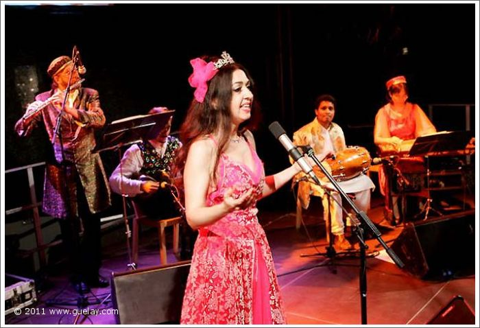 Gülay Princess & The Ensemble Aras in Klagenfurt -