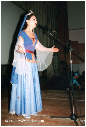Gülay Princess at Cultural Center, Leibnitz (1995)