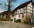 old house near Schattenburg Castle, Feldkirch (2000)