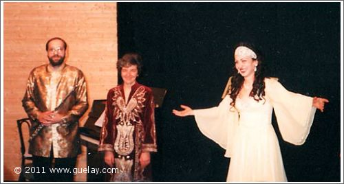 Gülay Princess, Sarah Loh in Kleine Komödie, city of Salzburg (1995)