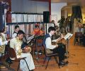 The Ensemble Aras at Fa. Tikal, Wels (2003)
