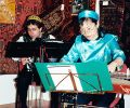 Alexander Shevchenko and Ting Feng-Chiu at Montforthaus, Feldkirch (2000)