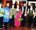 Gülay Princess & The Ensemble Aras with Omar Besim at Montforthaus, Feldkirch (2000)