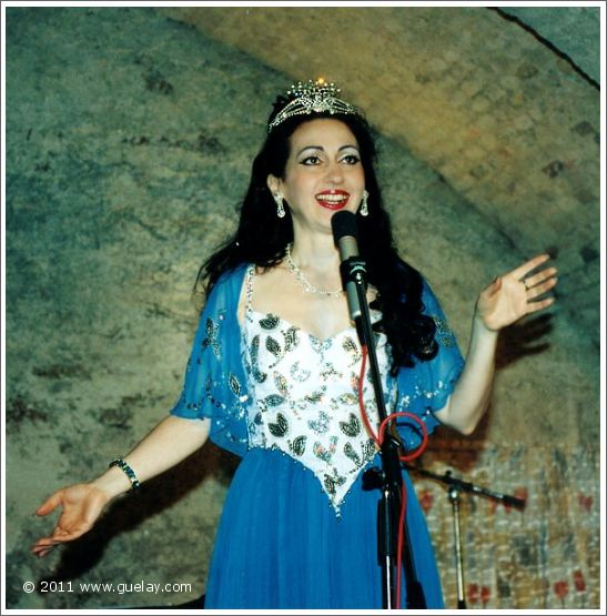 Gülay Princess at Forchtenstein Castle (2002)