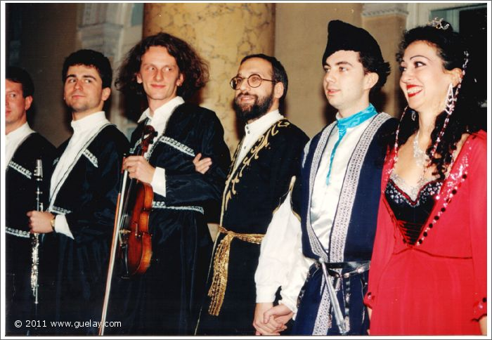 Gülay Princess & The Ensemble Aras at Palais Rasumofsky (1994)