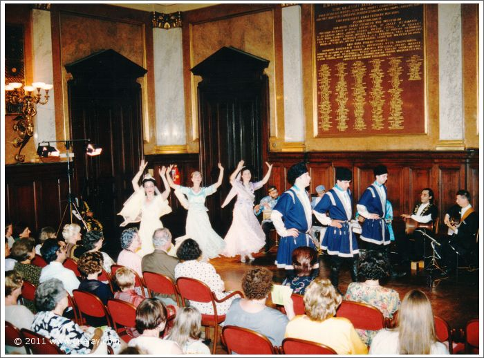 Gülay Princess & The Ensemble Eschenbach at Palais Eschenbach, Vienna (1995)
