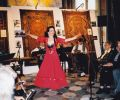 Gülay Princess & The Ensemble Aras at Gösting Castle, Graz (2000)