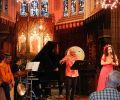 Gülay Princess & The Ensemble Aras at St John's Church in Edinburgh (2011)
