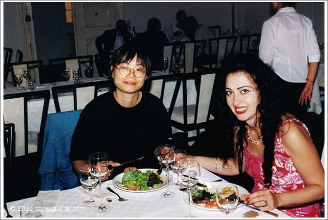 Feng-Chiu and Gülay Princess (Rheingau Festival 1999)