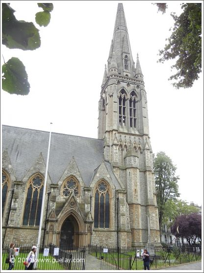 St Mary's Church Stoke Newington, London