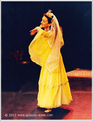 Gülay Princess at Theater Akzent - Oriental Musical (1994)