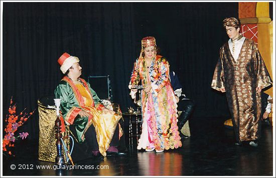 sultan's tea time at Theater des Augenblicks (1995)