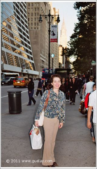 Gülay Princess in Manhattan, New York (2005)