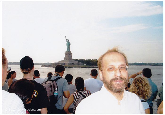 Josef Olt in New York (2005)