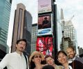 Gülay Princess & The Ensemble Aras at Time Square, New York (2005)