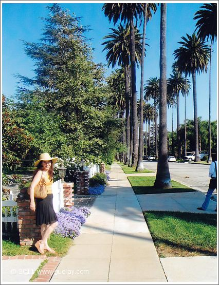 Gülay Princess in Beverly Hills, California (2006)