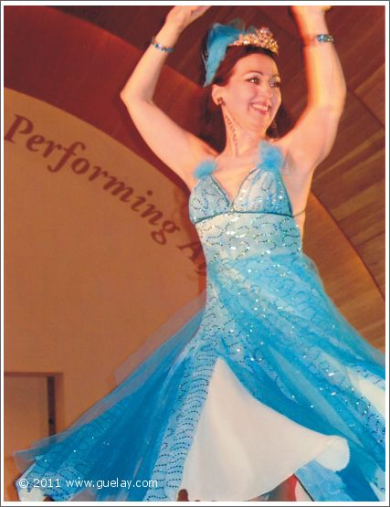 Gülay Princess at Levitt Pavilion, Pasadena, California (2006)