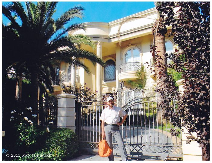 Josef Olt in Beverly Hills, California (2006)