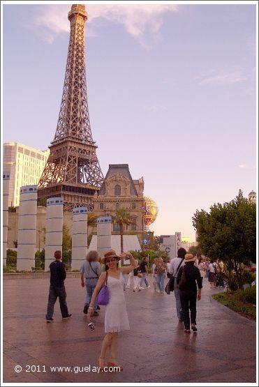 Gülay Princess at Las Vegas, Nevada (2006)
