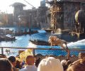 Water World in Universal Studios, Hollywood, California (2006)