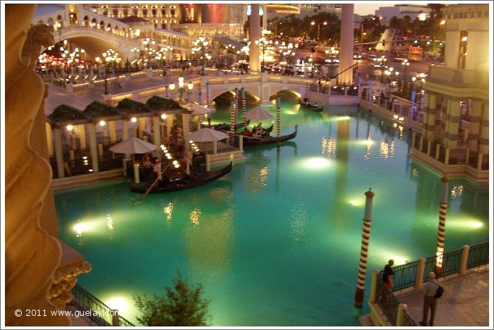 The Venetian, Las Vegas, Nevada (2006)