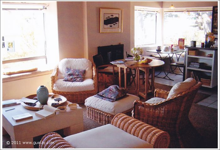 our accommodation in Ventura, California (2006)
