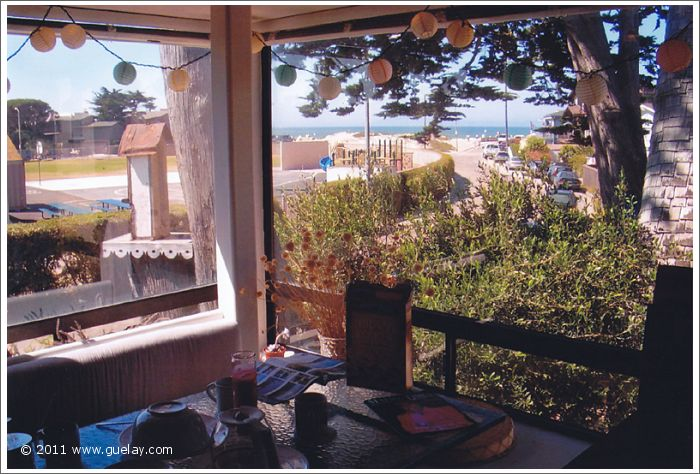 our accommodation, Ventura, California (2006)