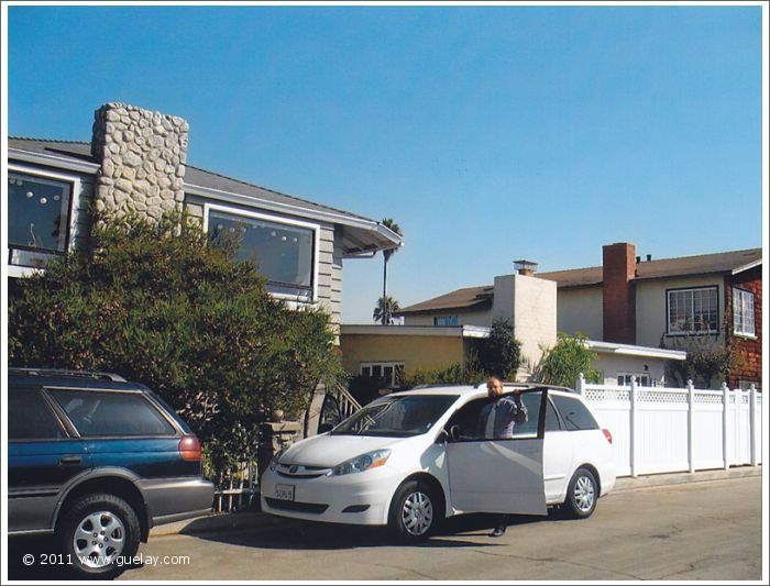 our accommodation, Josef Olt in Ventura, California (2006)