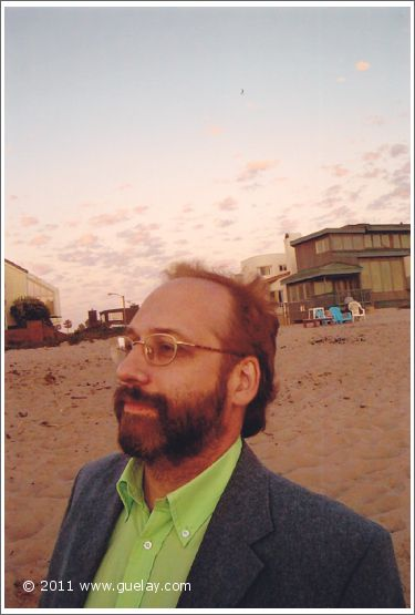 Josef Olt in Ventura Beach, California (2006)