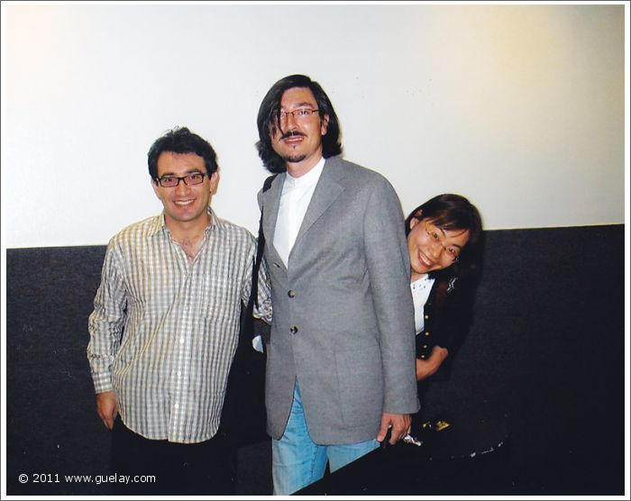 Zafer, Nariman and Feng-Chiu at Lancaster Performing Arts Center (2006)