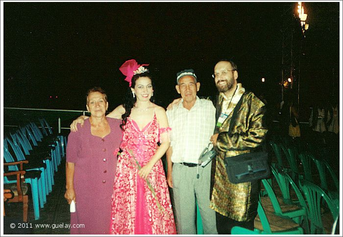 Gülay Princess, Josef Olt with friends, Sharq Taronalari Music Festival (2003)