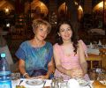Dilbar Yuldasheva and Gülay Princess in Bukhara (2007)