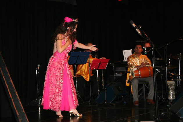 Gülay Princess at Sargfabrik 2009, Vienna
