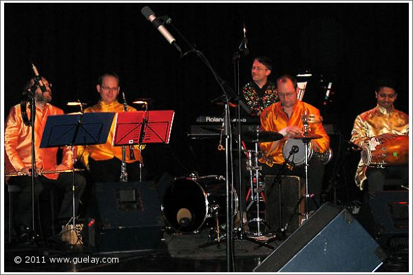 The Ensemble Aras at Sargfabrik, Vienna (2008)